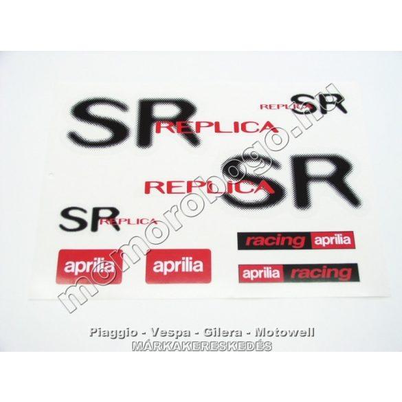 APRILIA SR REPLICA MATRICA SZETT
