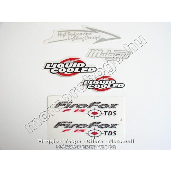 MALAGUTI F15 FIREFOX MATRICA SZETT - (200*200)