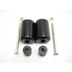 VICMA - KORMÁNYVÉGSÚLY FEKETE M6*80*17,5mm (KEREKÍTETT) SUZUKI GSF 400-600-1200 / GSX-R 600-750-1000 / SV 650-1000 / TL 1300