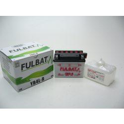FULBAT - AKKUMULÁTOR YB4L-B+SAV (12V-4AH)