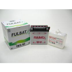 FULBAT - AKKUMULÁTOR YB7L-B2+SAV (12V-8AH)