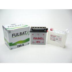 FULBAT - AKKUMULÁTOR YB9-B+SAV (12V-9AH)