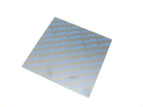 POLINI - MEMBRÁNLAP KARBON UNIVERZÁLIS / KÉK 0,3 mm (110*100)