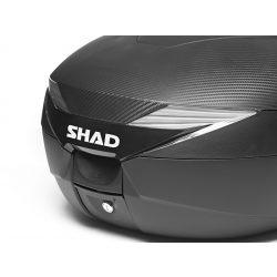SHAD - SH39 CSOMAGTARTÓ DOBOZ - KARBON