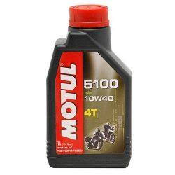 Motul 5100 4T Road motorolaj 10W40 - 1 liter