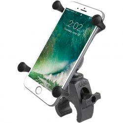 Ram Mount komplett telefon tartó szett Xtra nagy kijelzőjű telefonokhoz