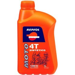 Repsol Sintetico 4T motorolaj 10W40 - 1 liter