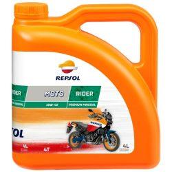 Repsol Sintetico 4T motorolaj 10W40 - 4 liter