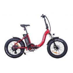 Z-Tech ZT-89-B Folding Fatbike ZTECH Elektromos Bicikli 250W 48V 13Ah Li