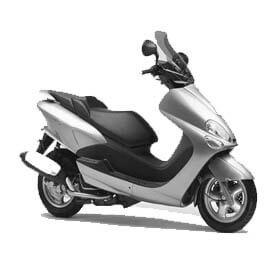 Yamaha Majesty 150cc