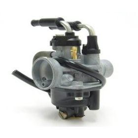 Malaguti F10 karburátor, olajzás és tartozékai
