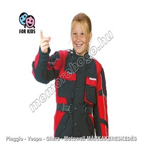 Motoros kabát - gyerek
