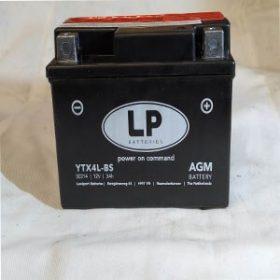 Zselés akkumulátor