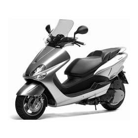 Yamaha Majesty 180cc