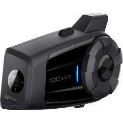 SENA 10C EVO Bluetooth rendszer integrált 4K kamerával - sisakbeszélő