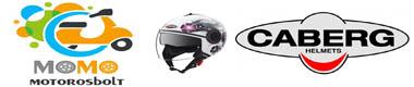 Momo Motorosbolt, robogó alkatrész, bukósisak, motoros ruházat, új robogó